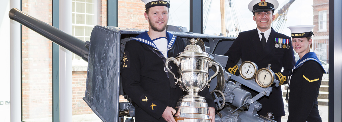 royal navy awards